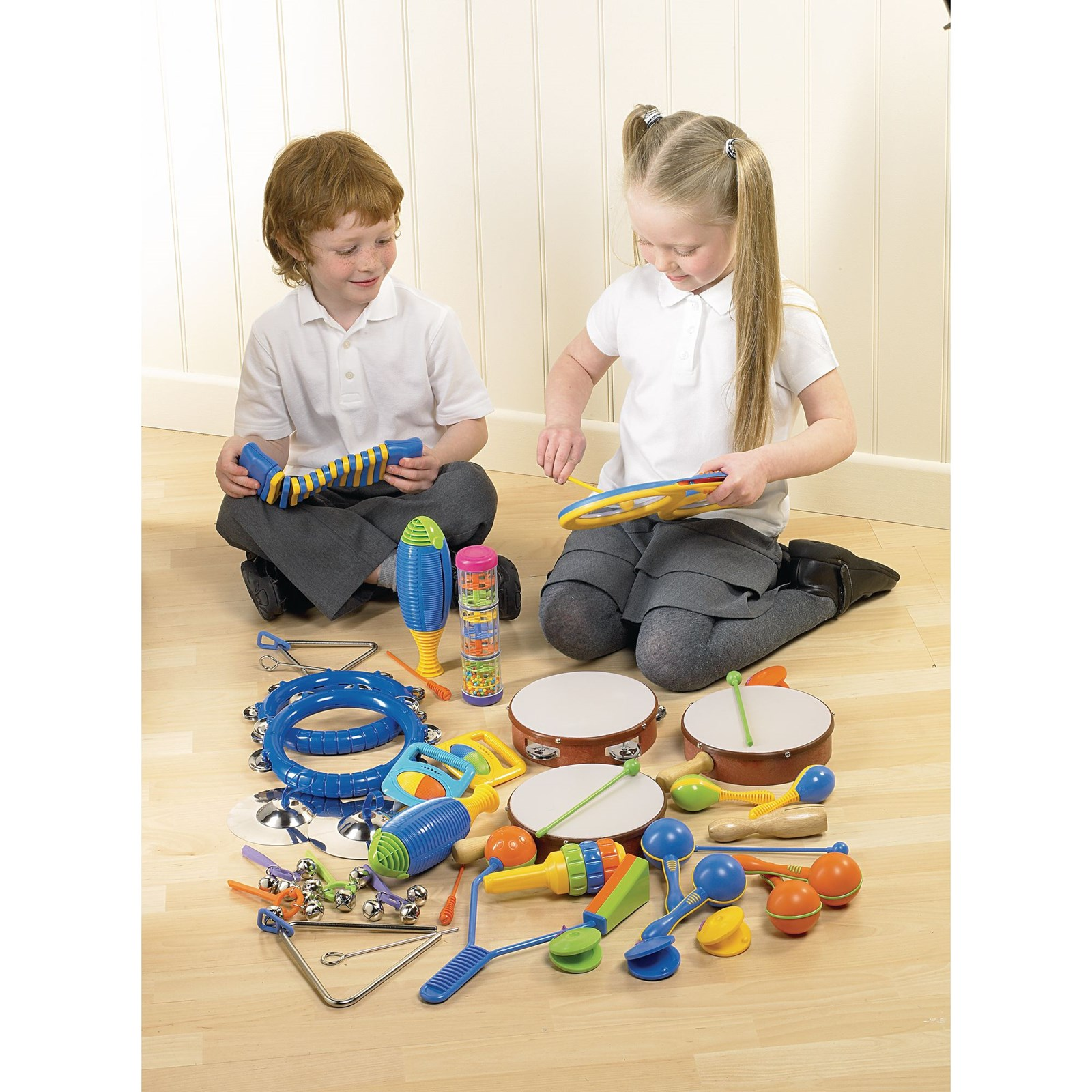 Musical Instruments Set - Pack of 30