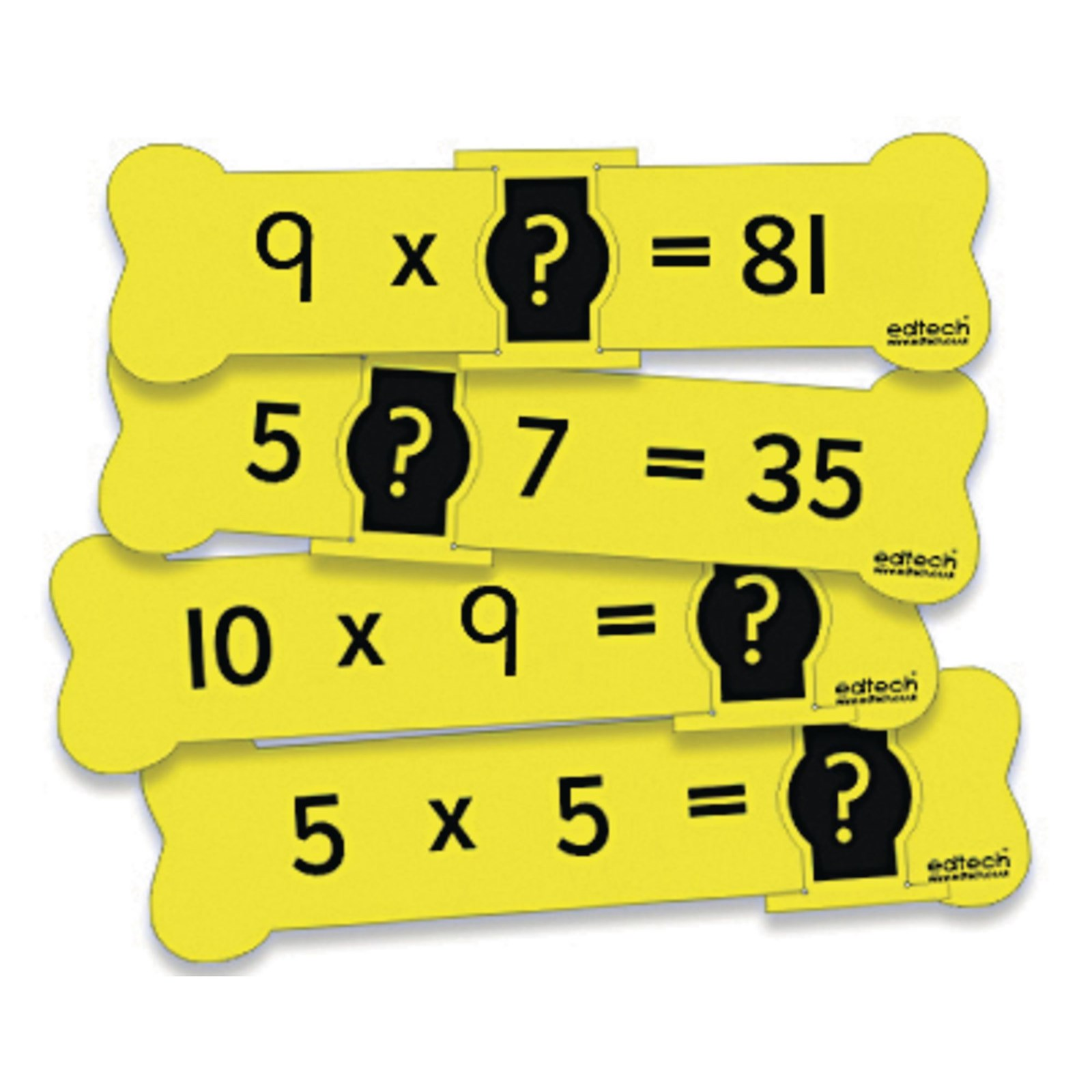 Times Table Number Crunchers - Pack 100