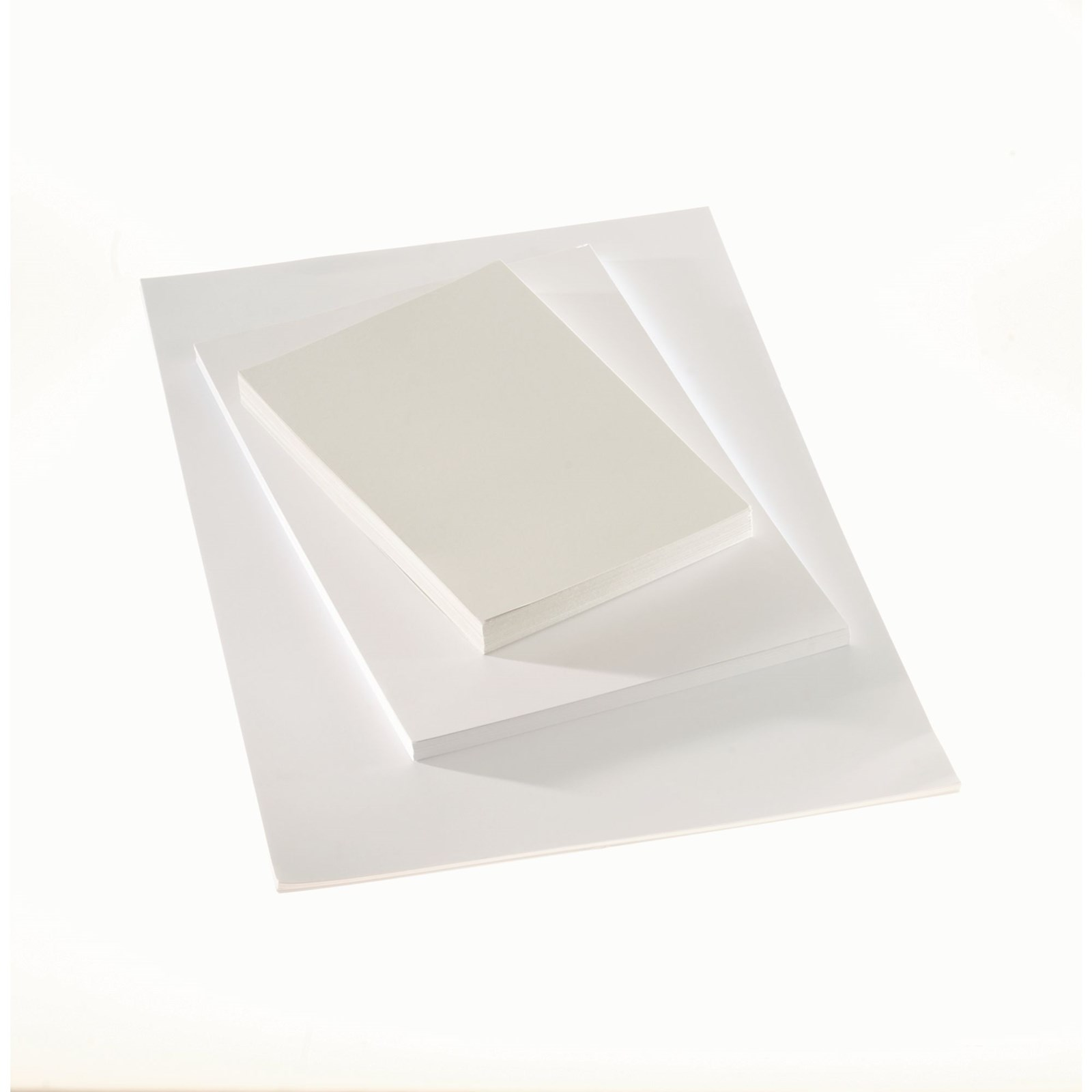 White Card - 280 Micron - A2 Pack of 25