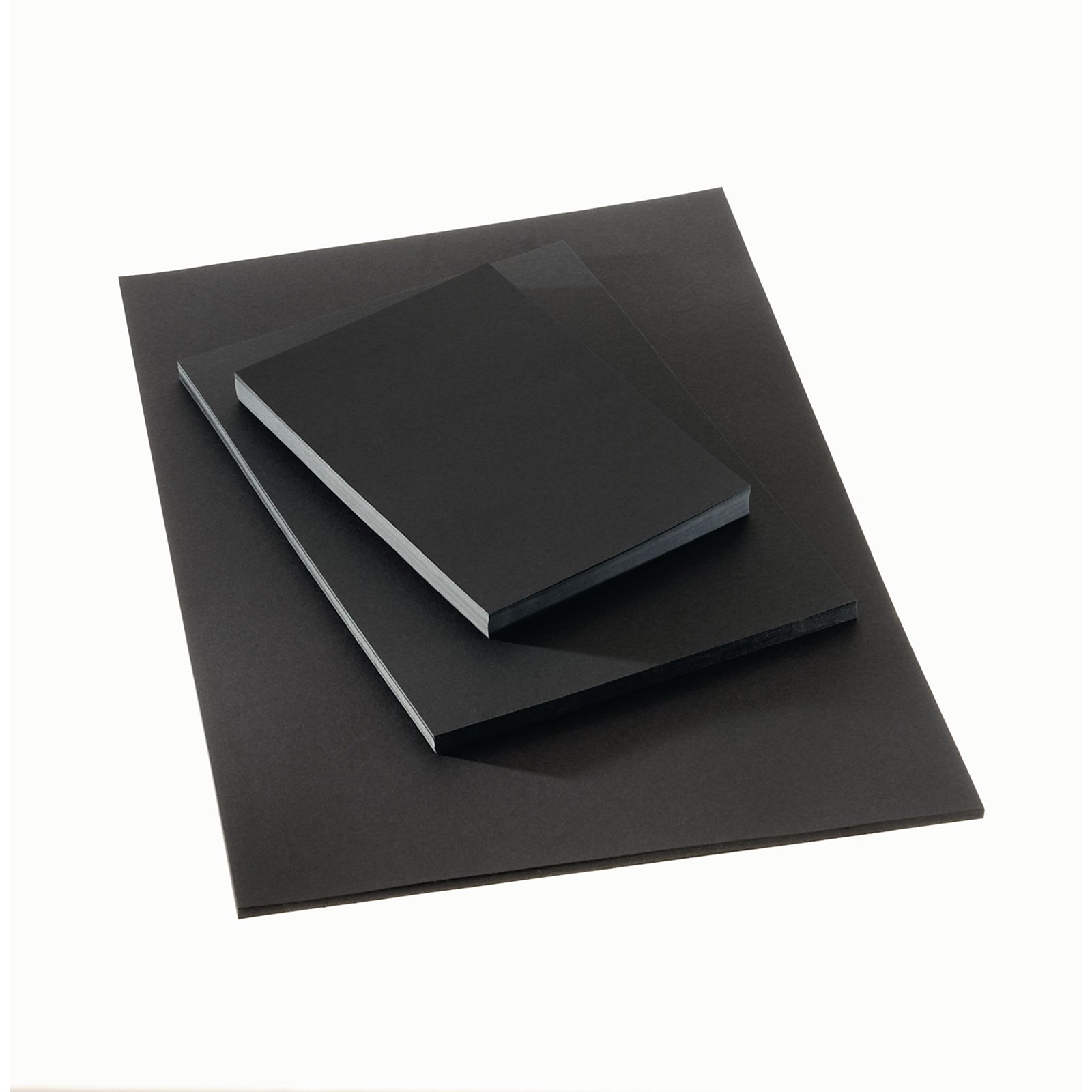 Recycled Black A3 Card 370 Micron - Pack of 100