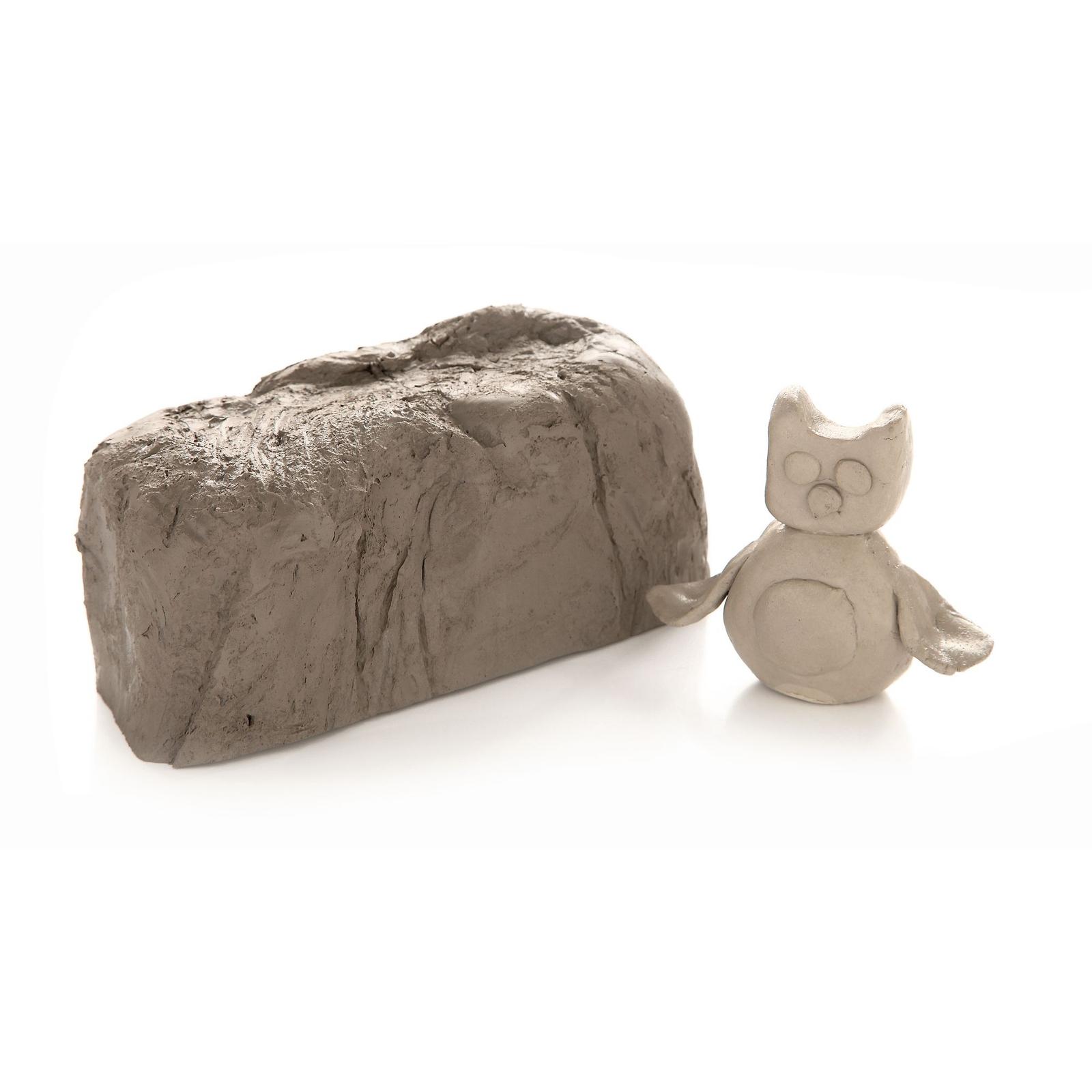 Buff School Earthenware/Stoneware Clay 10kg