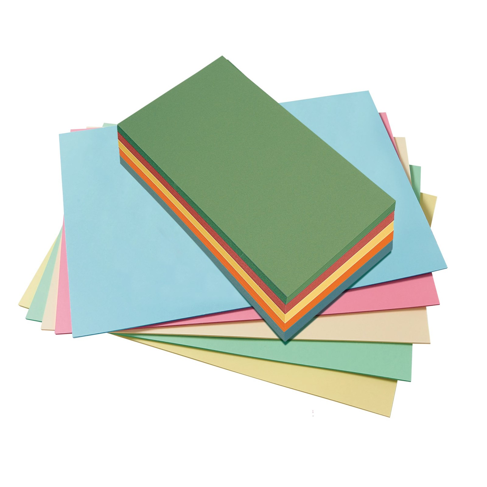 Pastel Coloured Card A3 - Pack of 50