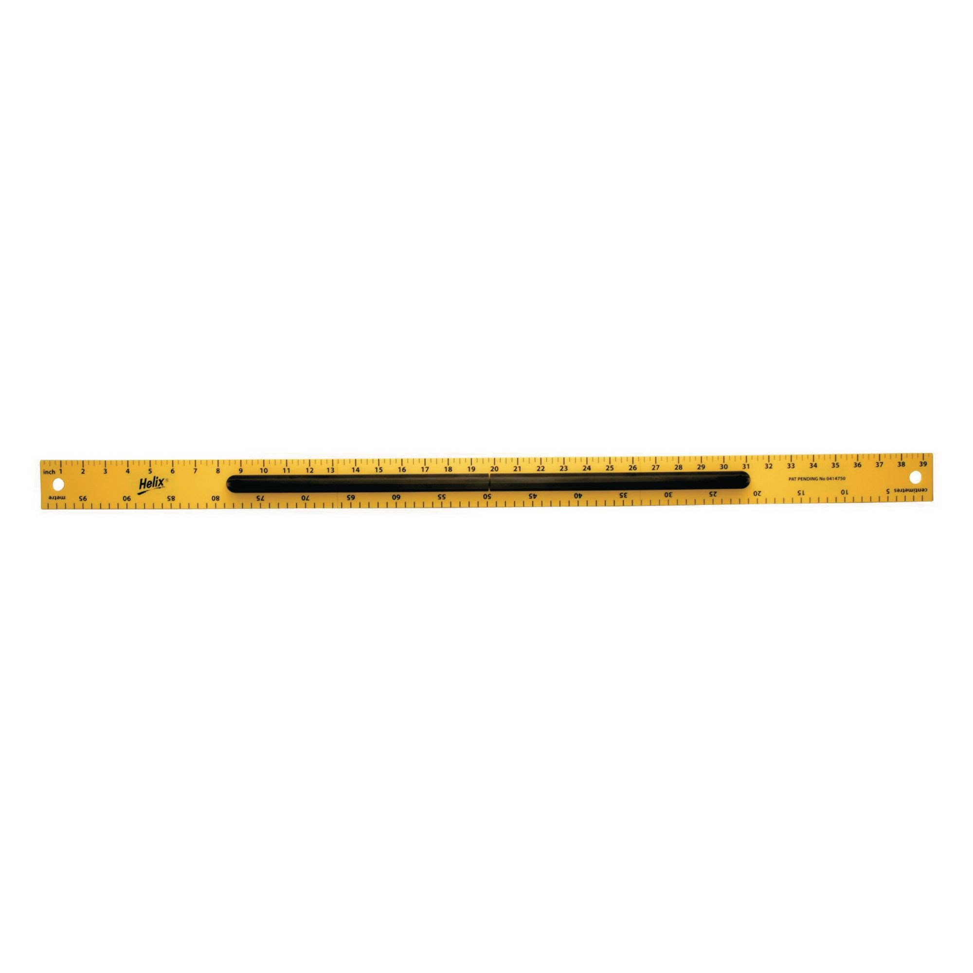 Helix Metre Board Ruler