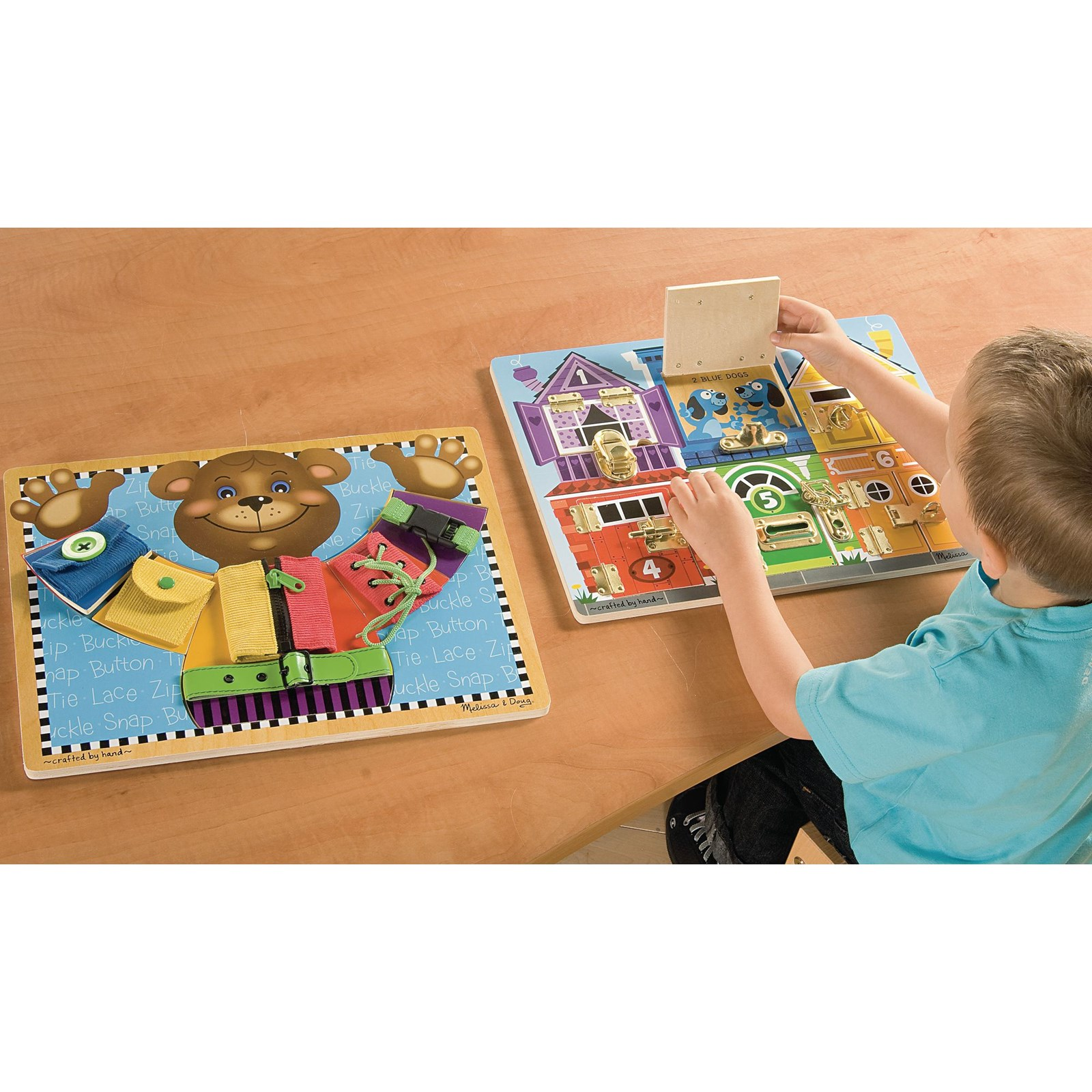 Latches Board and Basic Skills Board Offer