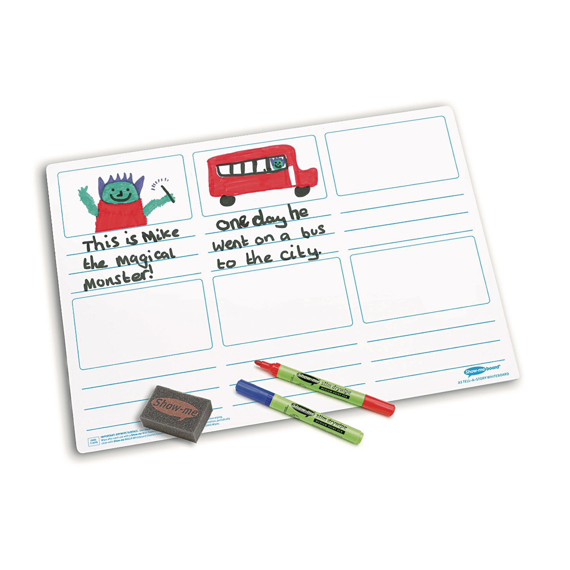 Tell A Story Boards Classpack