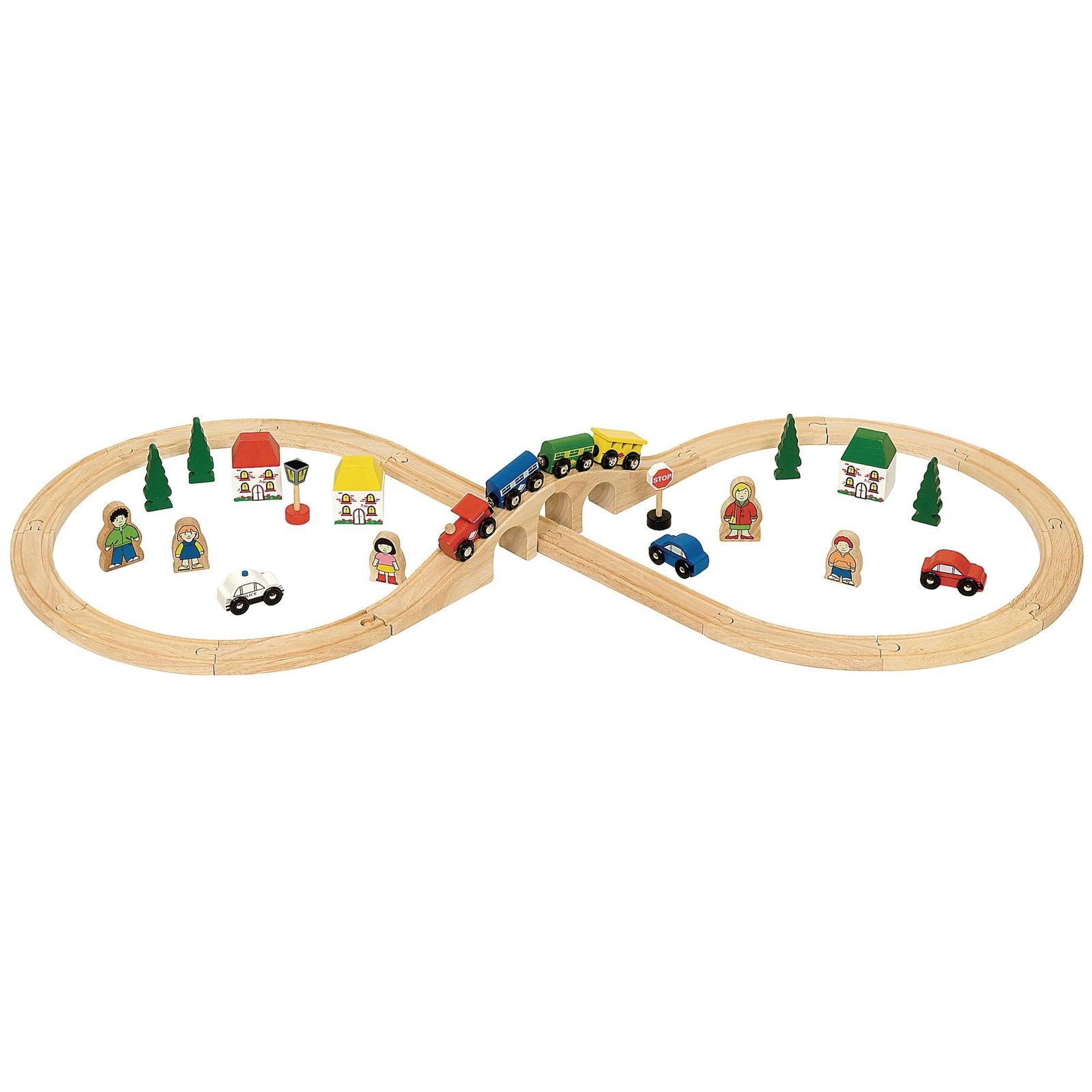 Figure of 8 Train Set
