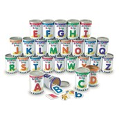 Alphabet Soup Sorters Pack of 26