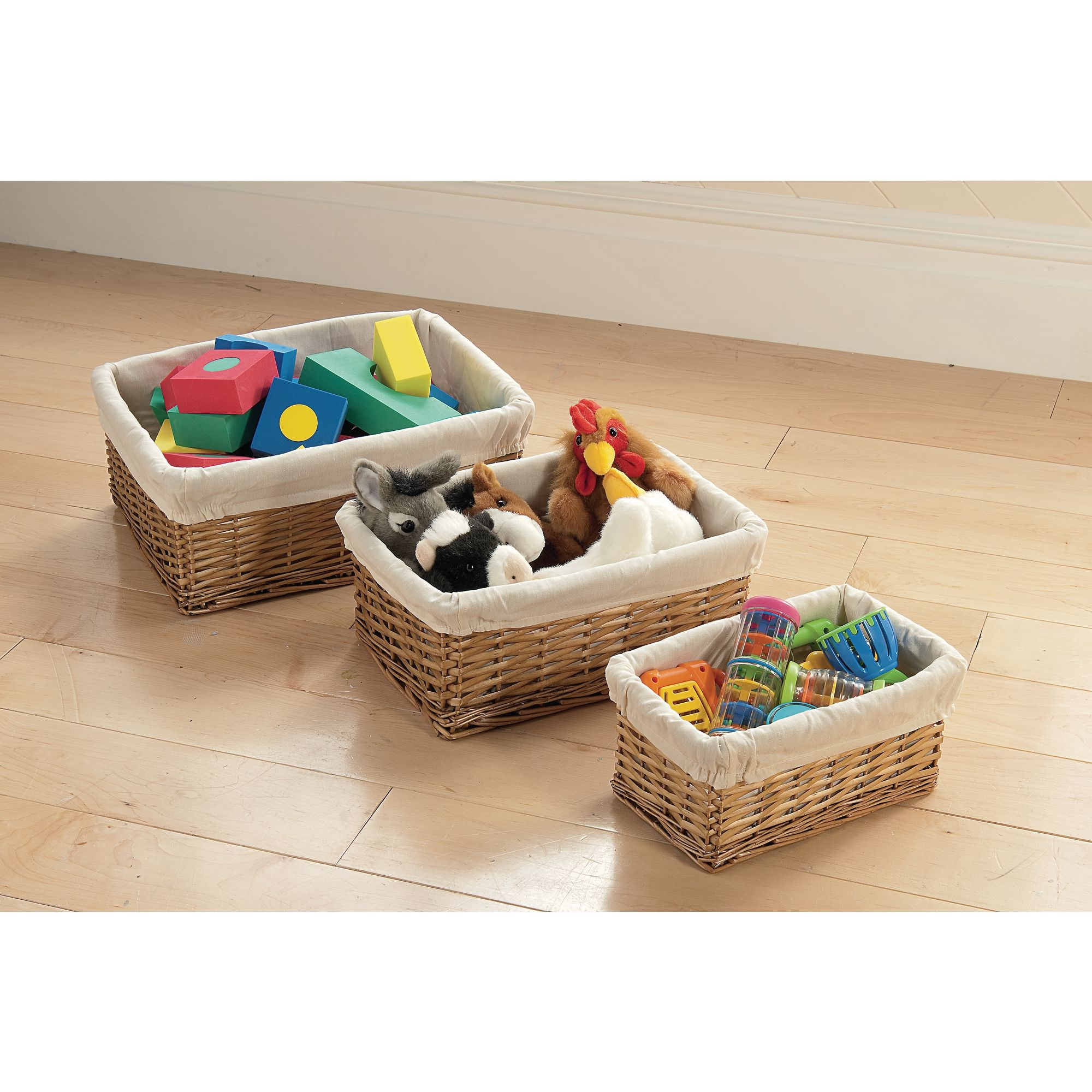 Wicker Storage Baskets P3