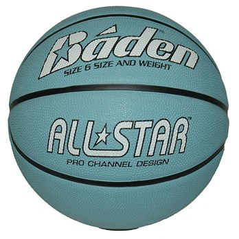 7c10d2924850 Báden® All Star Basketball - Blue White - Size 6