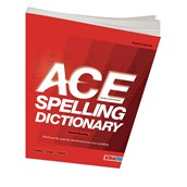 ACE Dictionary Pack of 5