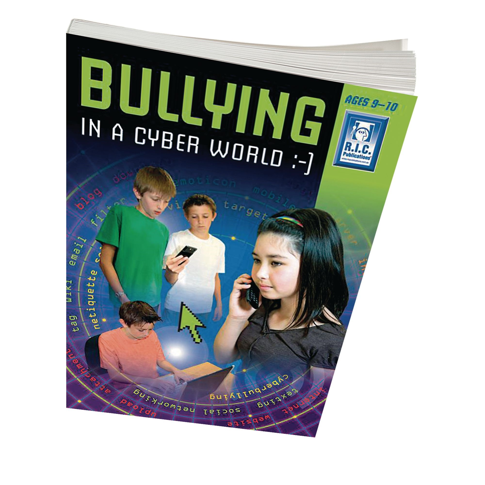 Bullying In A Cyber World Middle