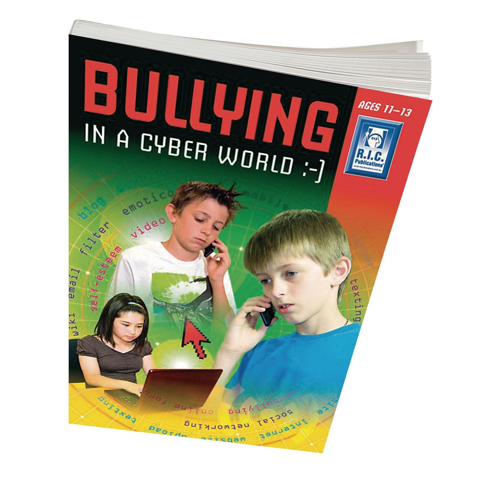Bullying In a Cyber World - Upper