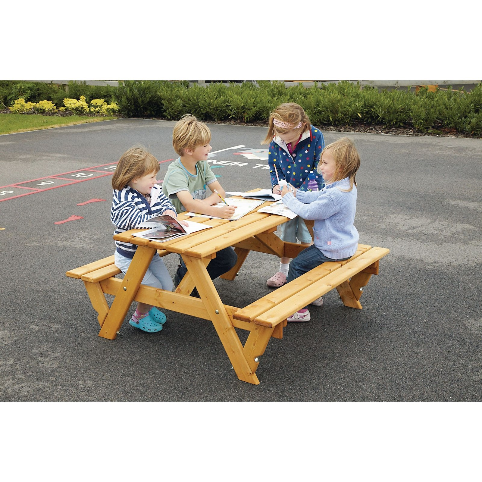 Product GLS Educational Supplies - Picnic table supplies