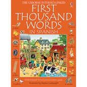 Spanish First Thousand Words Pack 5