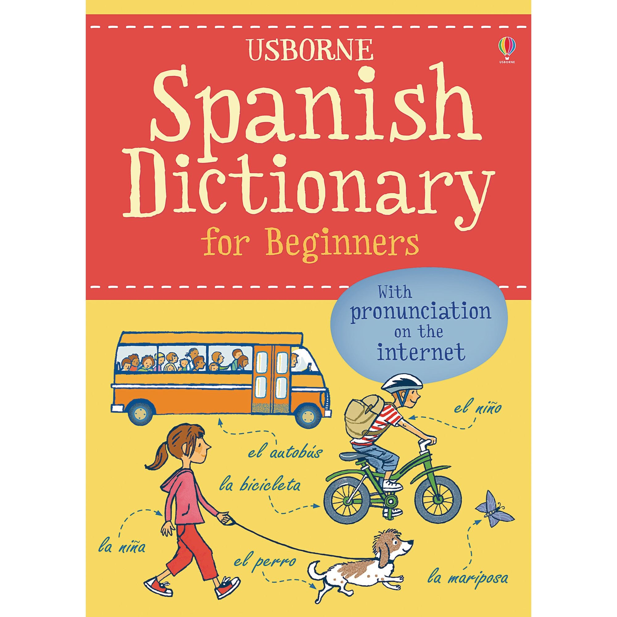 Spanish Dictionaries for Beginners Pack 5
