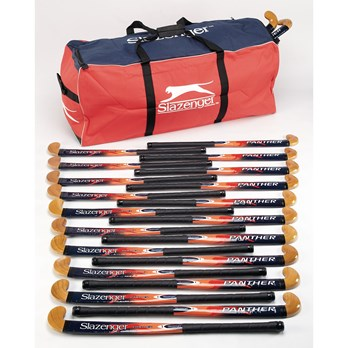 e24d796340 Slazenger™ Panther 28in Hockey Stick - Pack of 30 | Davies Sports