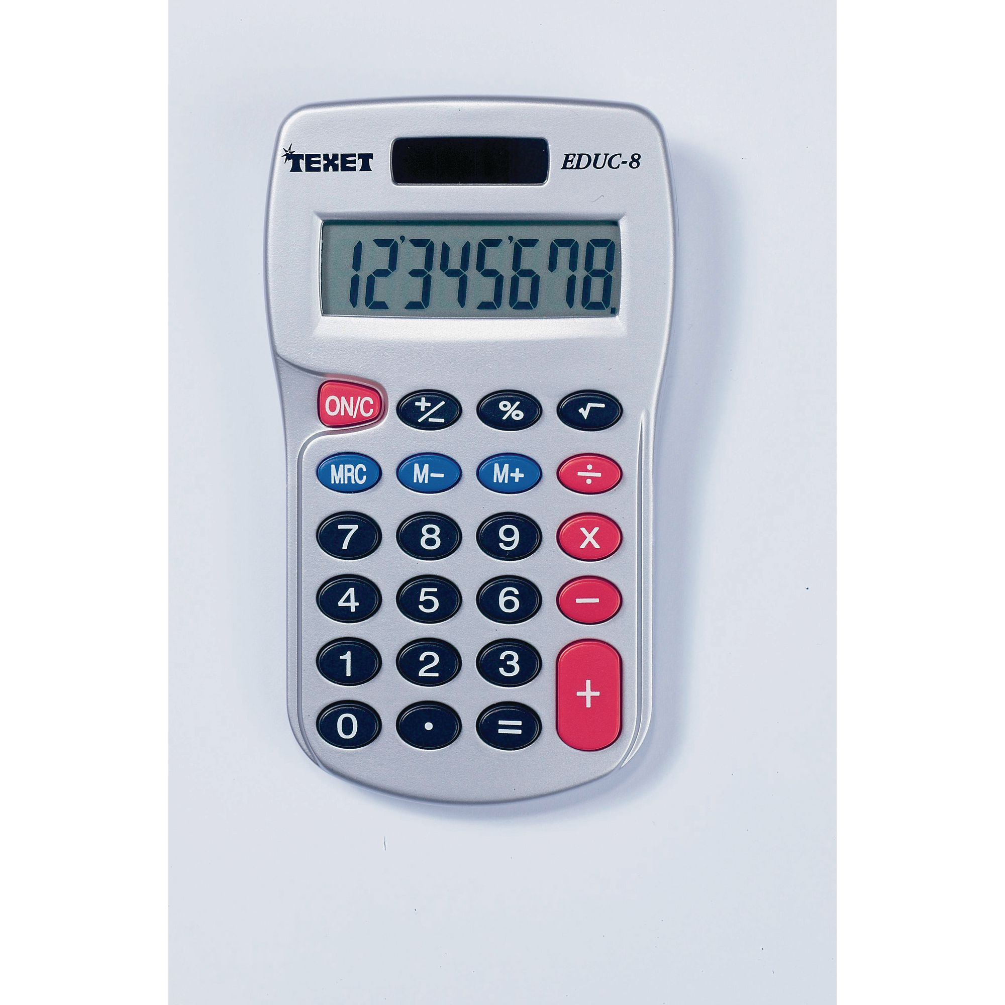 calculator percentage key