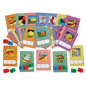 Phonix Phonics Word-Building Cards Pack Of 48