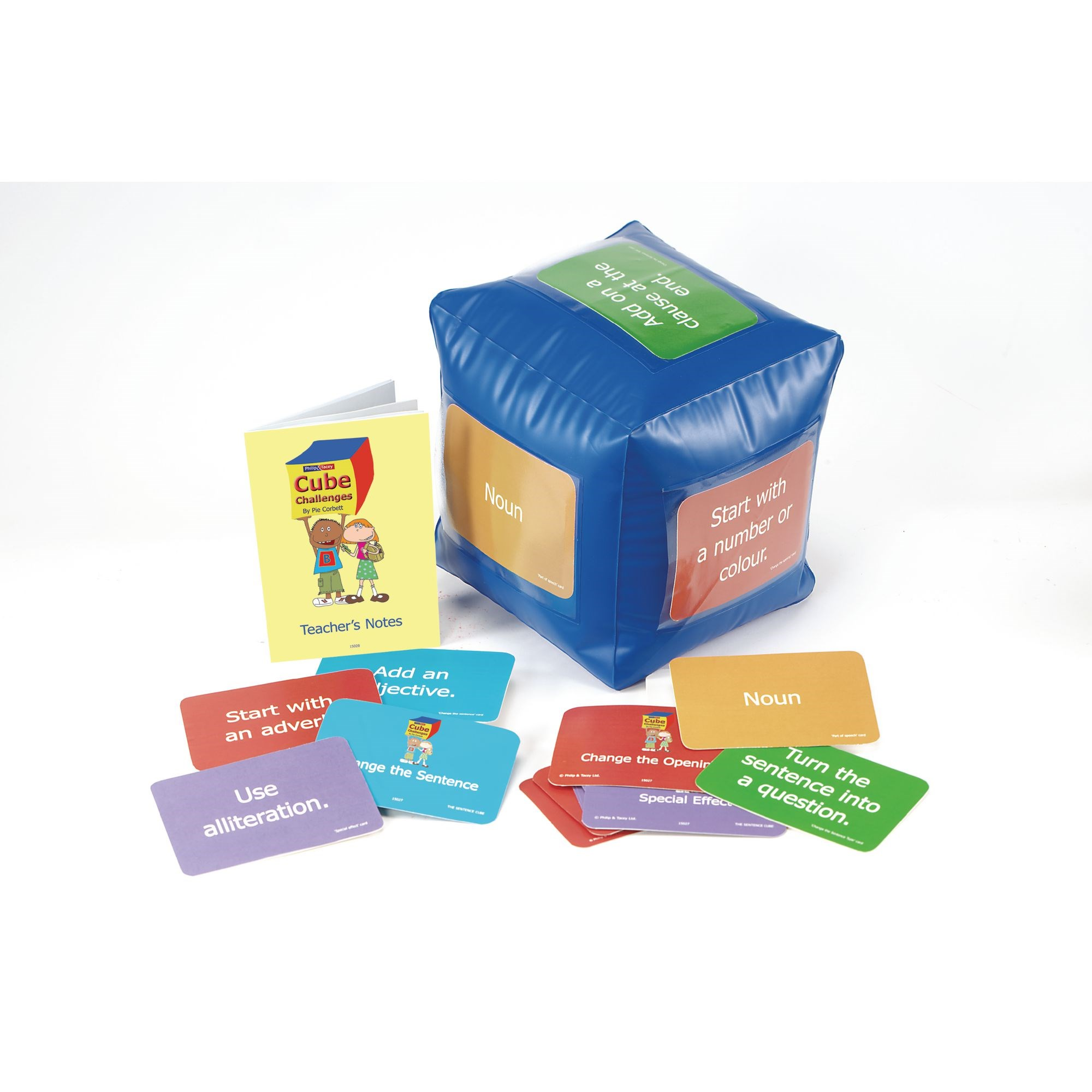 The Sentence Cube Set