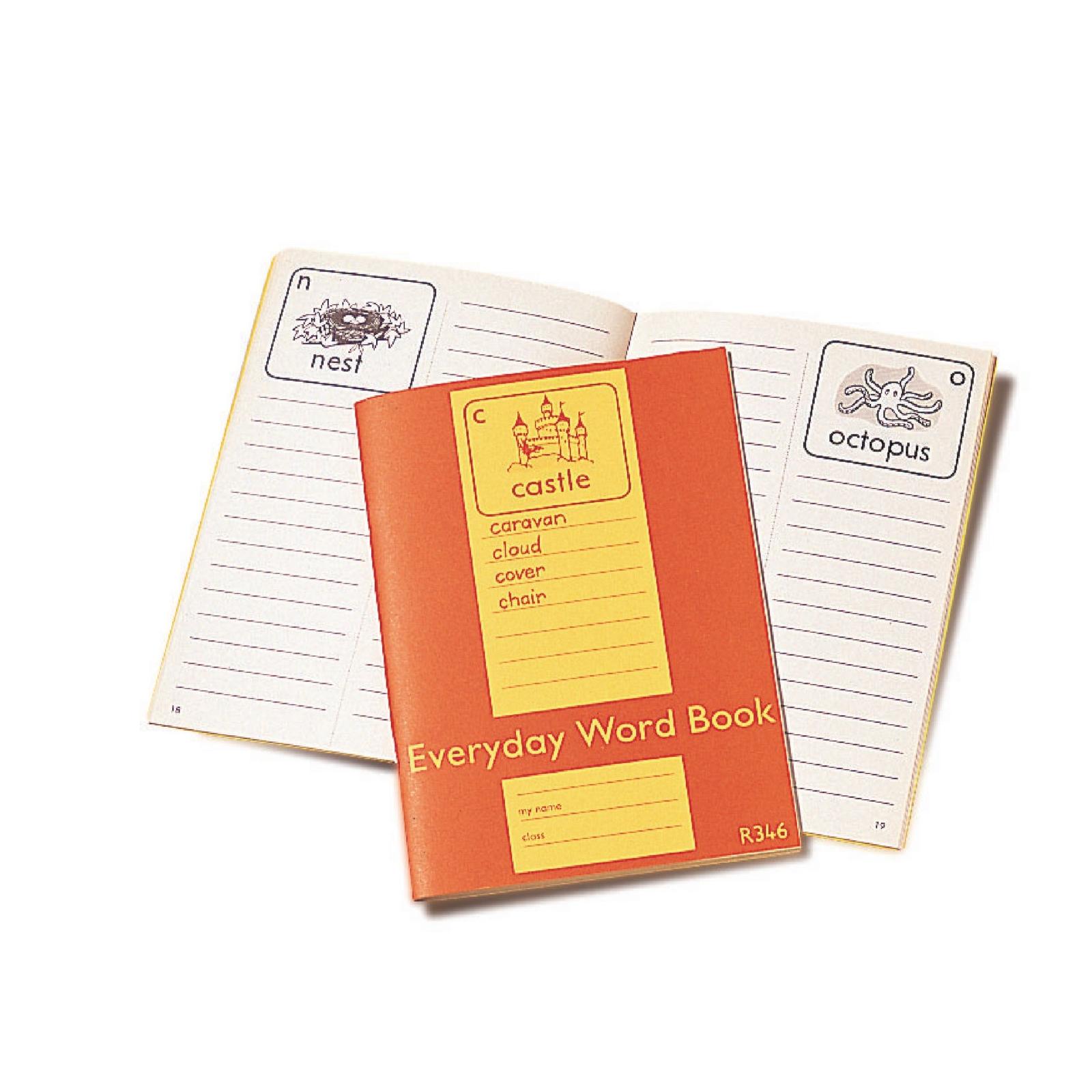 Everyday Word Book