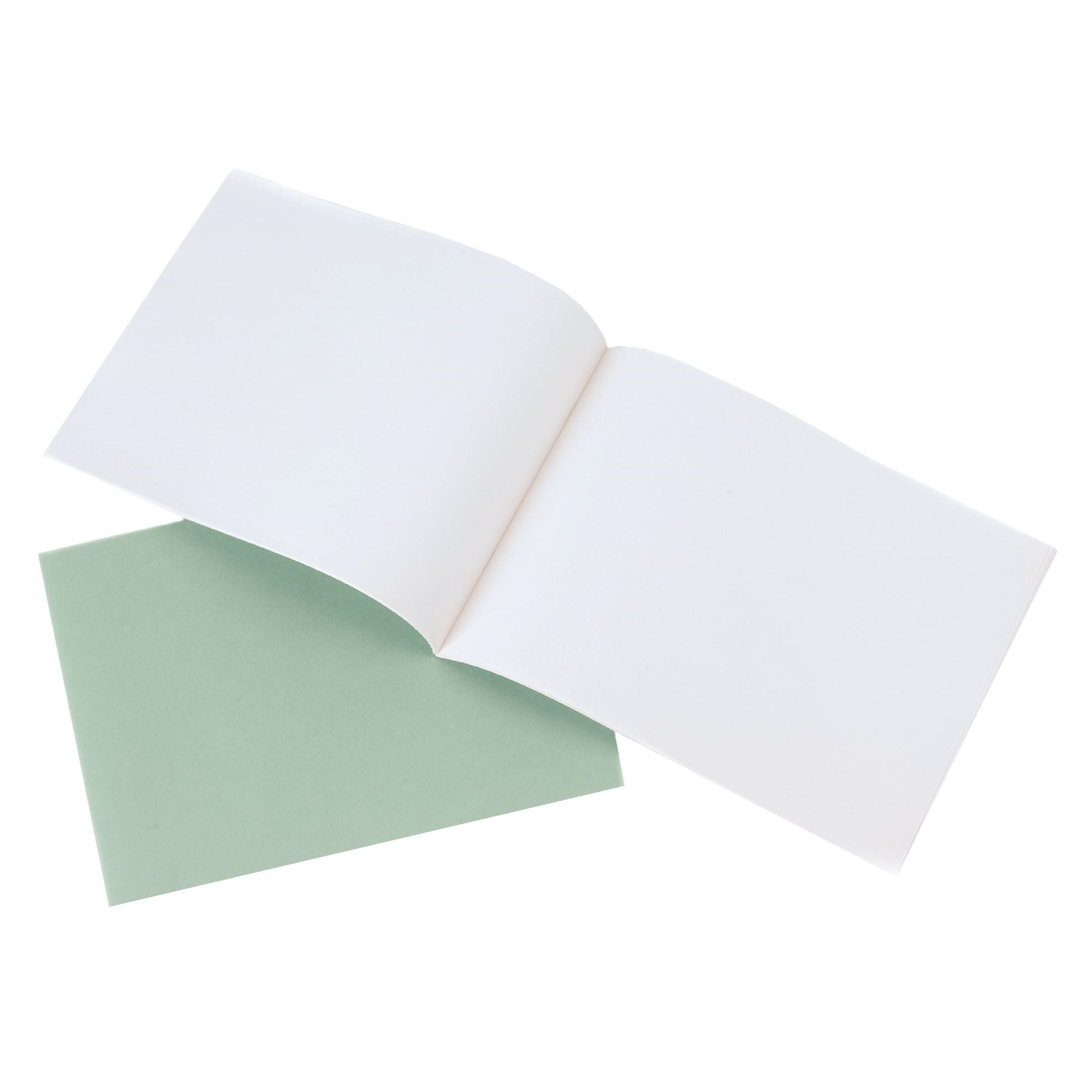 Classmates Green 194 x 254mm Infant Drawing Book 40-Page (Pack of 100)