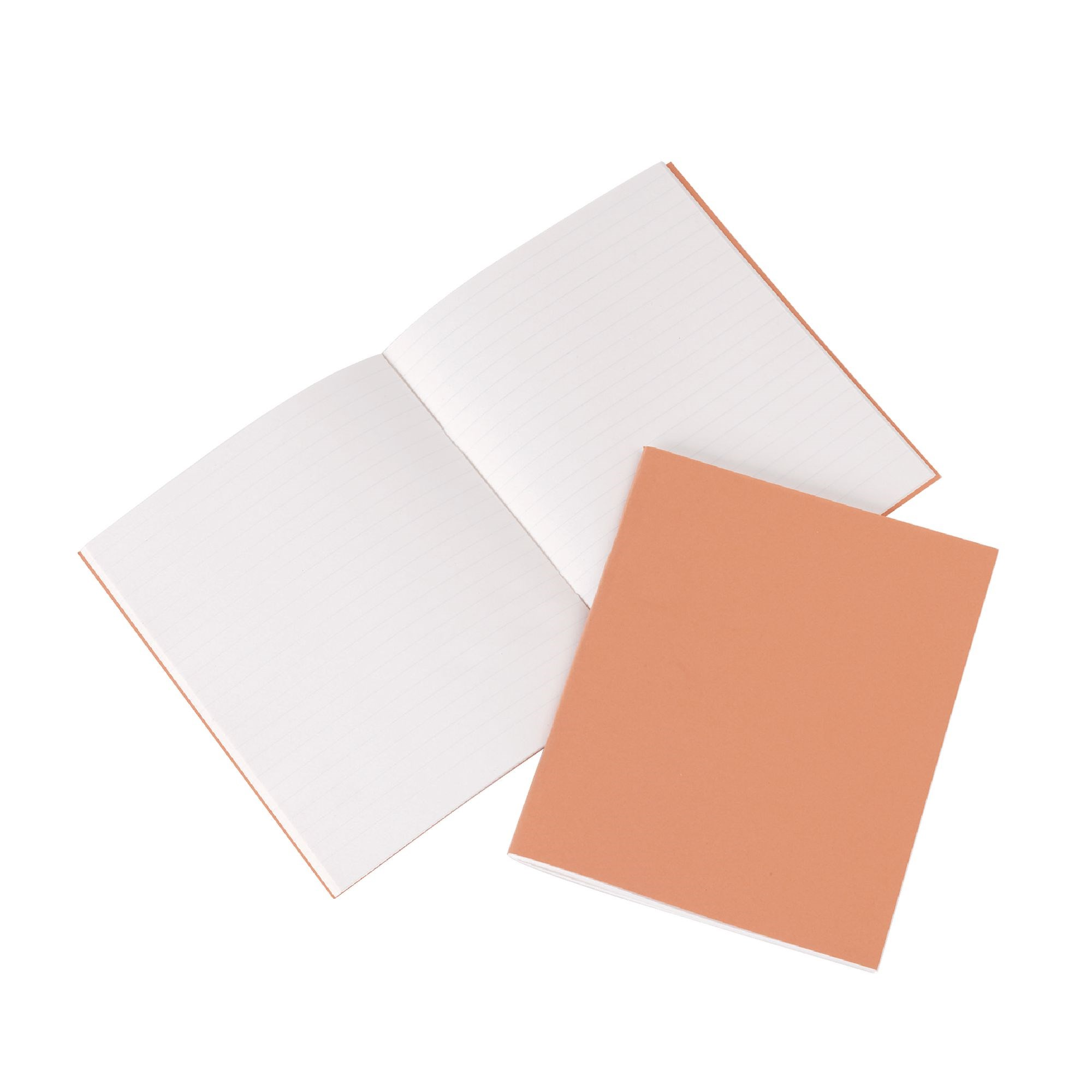 Classmates Orange 203 x 165mm Notebook 48 Pages 8mm Ruled (Pack of 100)
