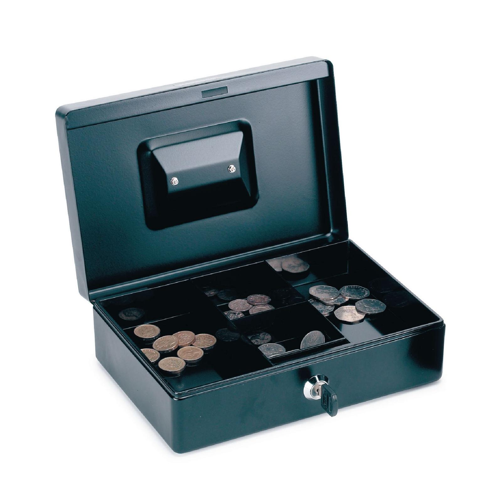 Rapesco Cash Box - 200mm