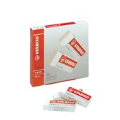 Stabilo Rasoplast Eraser Small  White - Pack of 20