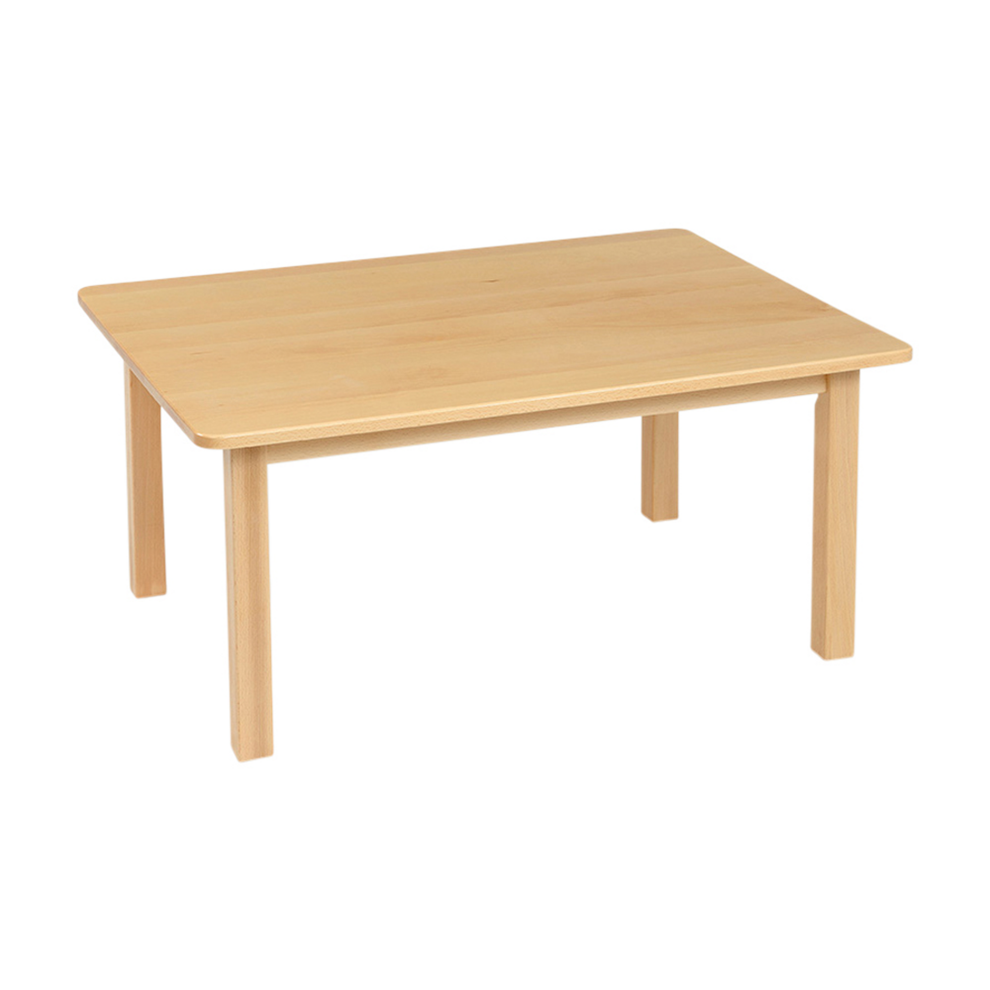 Galt Rectangular Wooden Classroom Table 960 X 690 X 465mm Beech He48773660 Hope Education