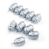 Electric Motors - 1.5-3V - Pack 10 - Pack of 10