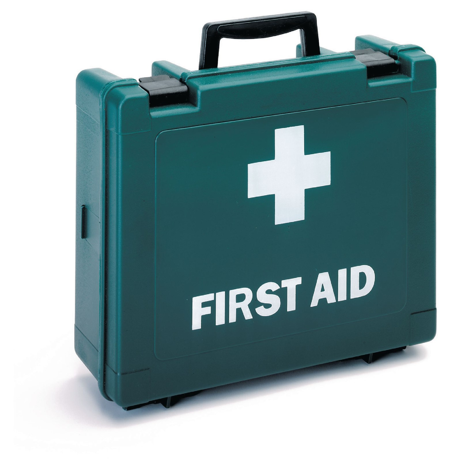 Classic Empty First Aid Box Gls Educational Supplies