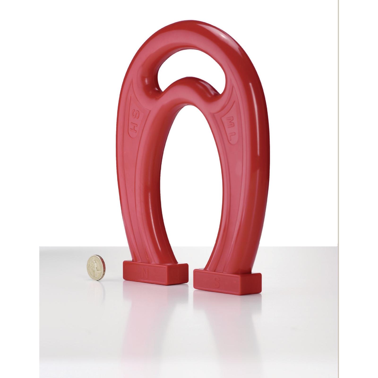 Giant Plastic Horseshoe Magnet