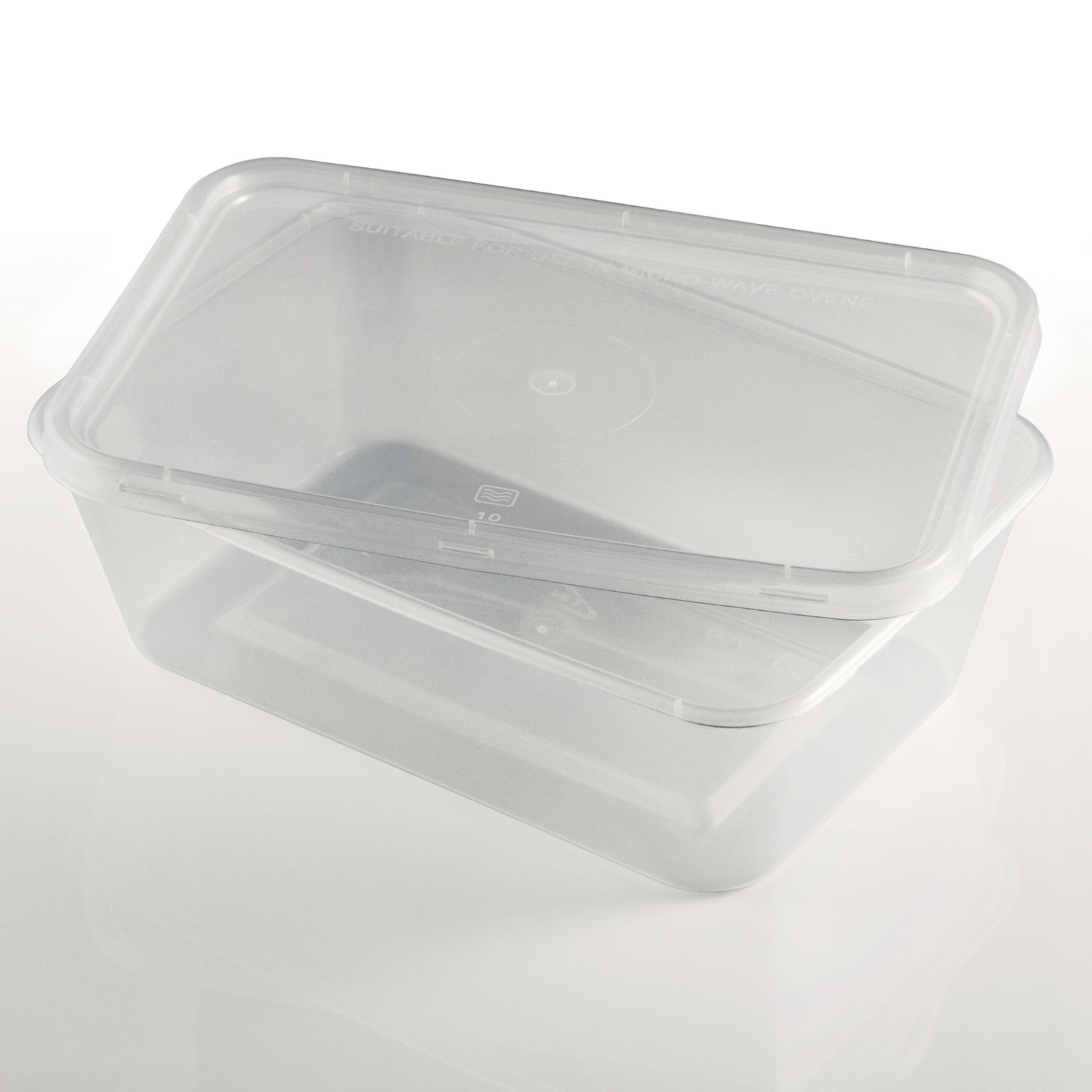 Microwave Containers - 750ml