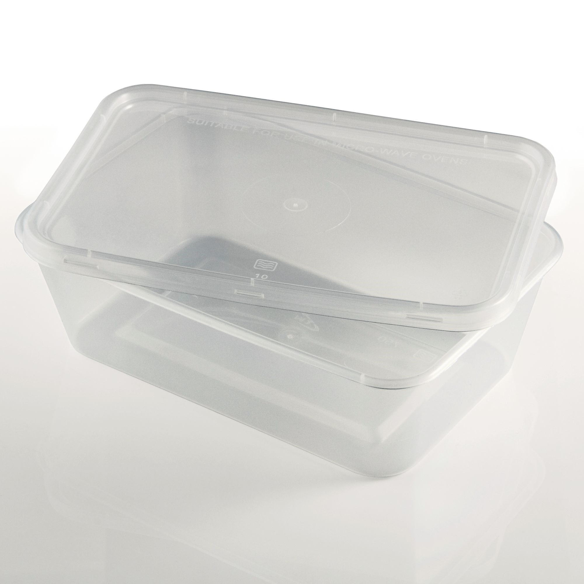 Microwave Containers 750ml