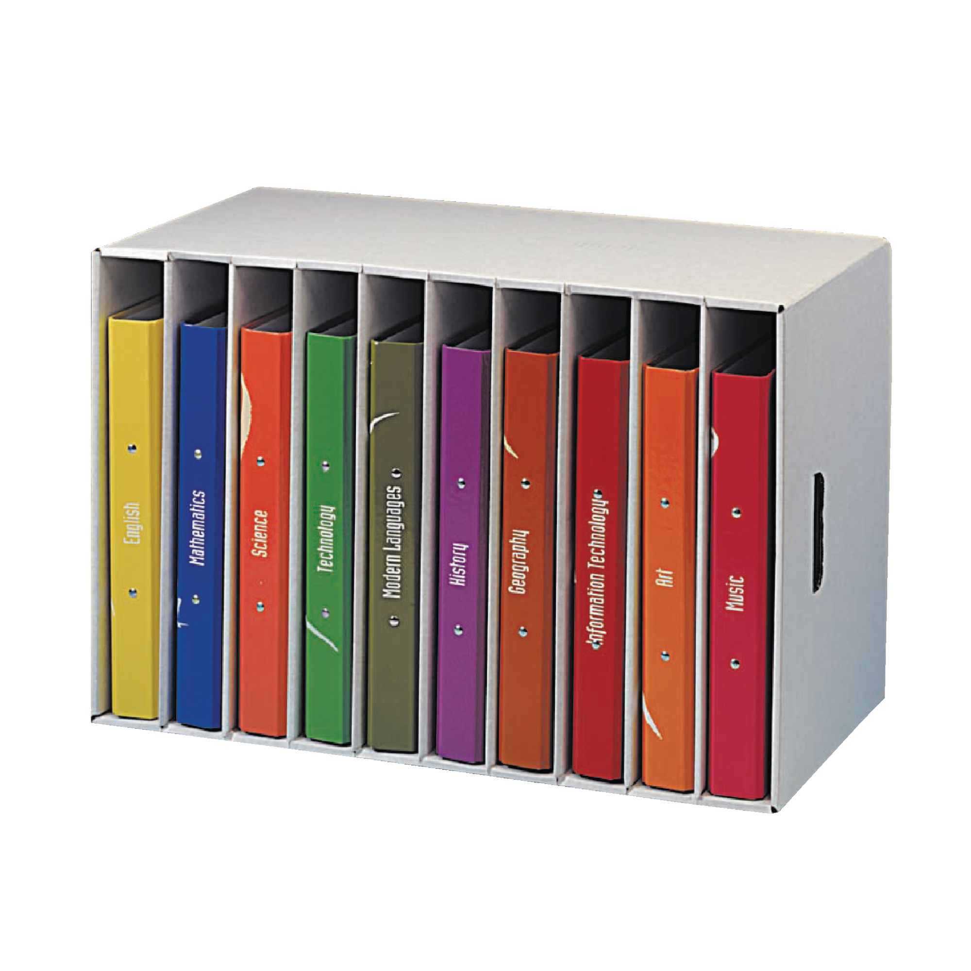 Ring Binder Storage Cabinet