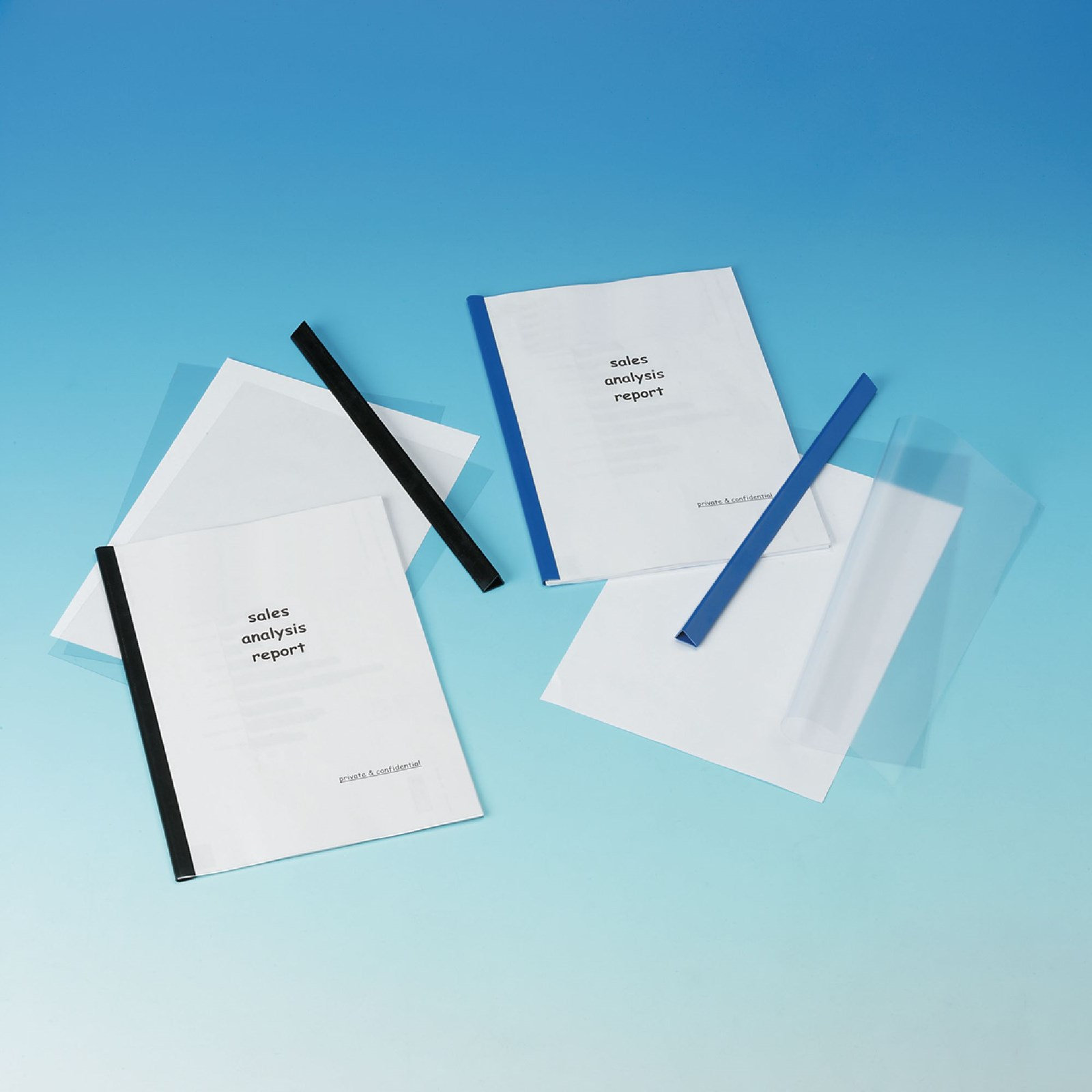 Thermal Binding Covers - 3mm (25 sheets)