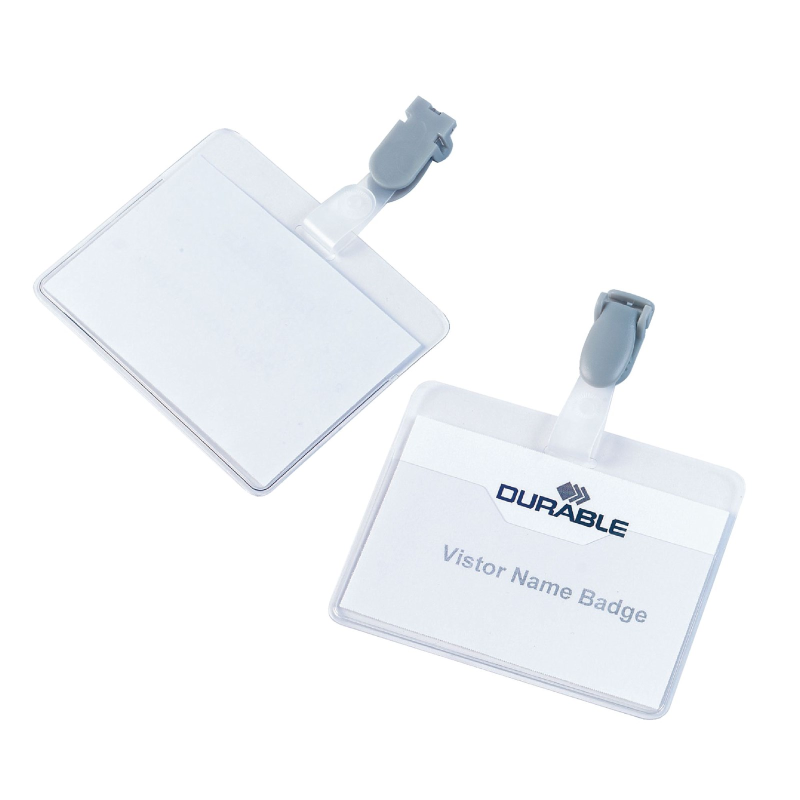 Durable Visitors Badge Inserts