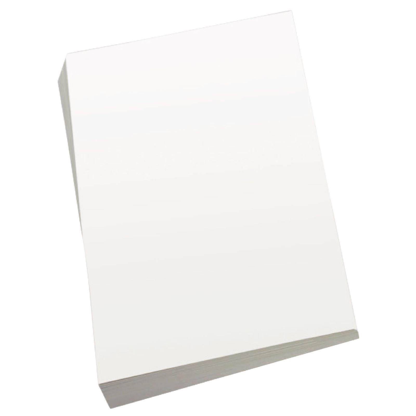 White Copier Card - A4