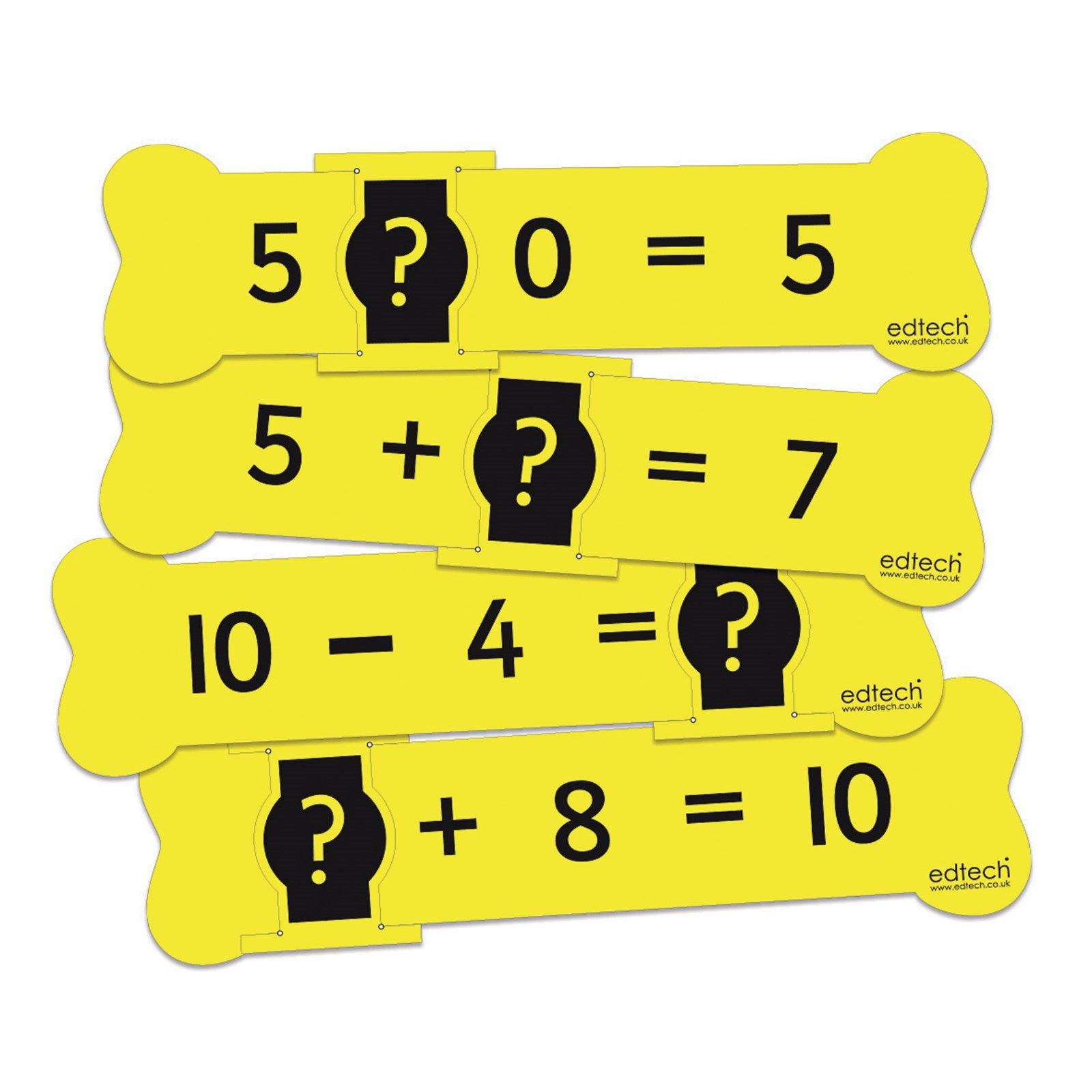 Number Crunchers to 10 - Pack 100