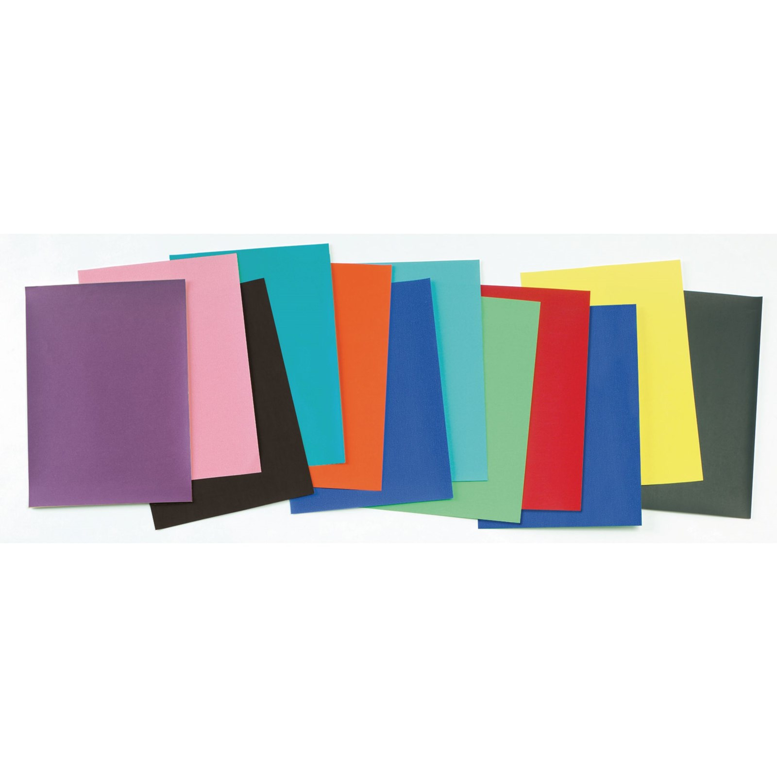 Classmates Smooth Coloured Paper - 762 x 508mm - Mid green