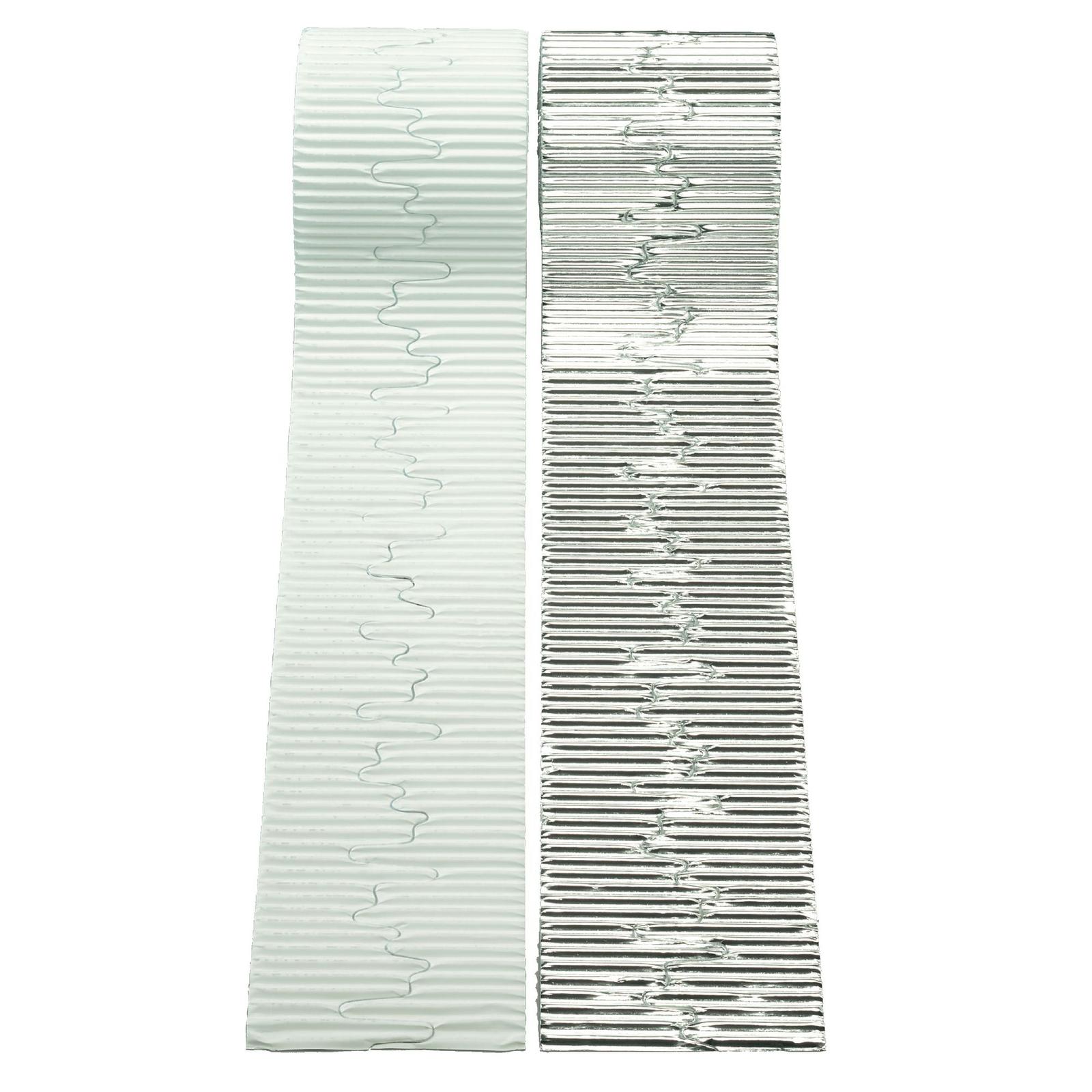 ed09438bc000a2 Icicles Bordette® - Silver
