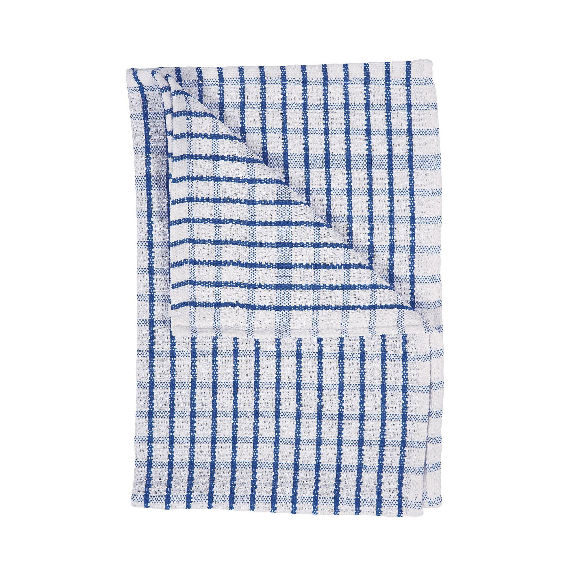 Classmates Terry Check Tea Cloth (Pack of 10)
