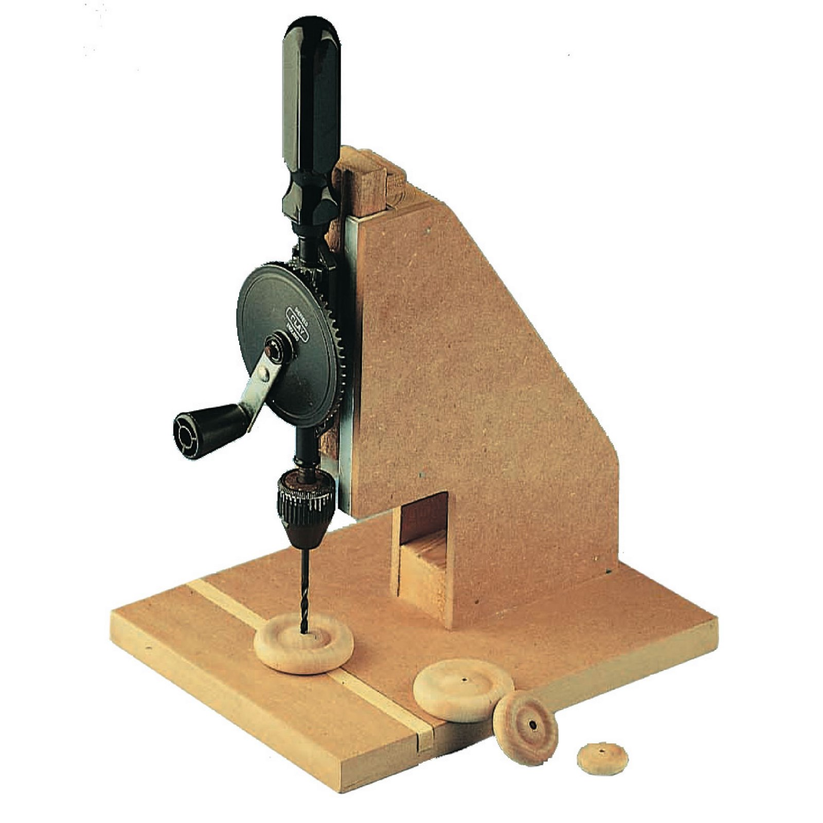 Drill and Drill Stand
