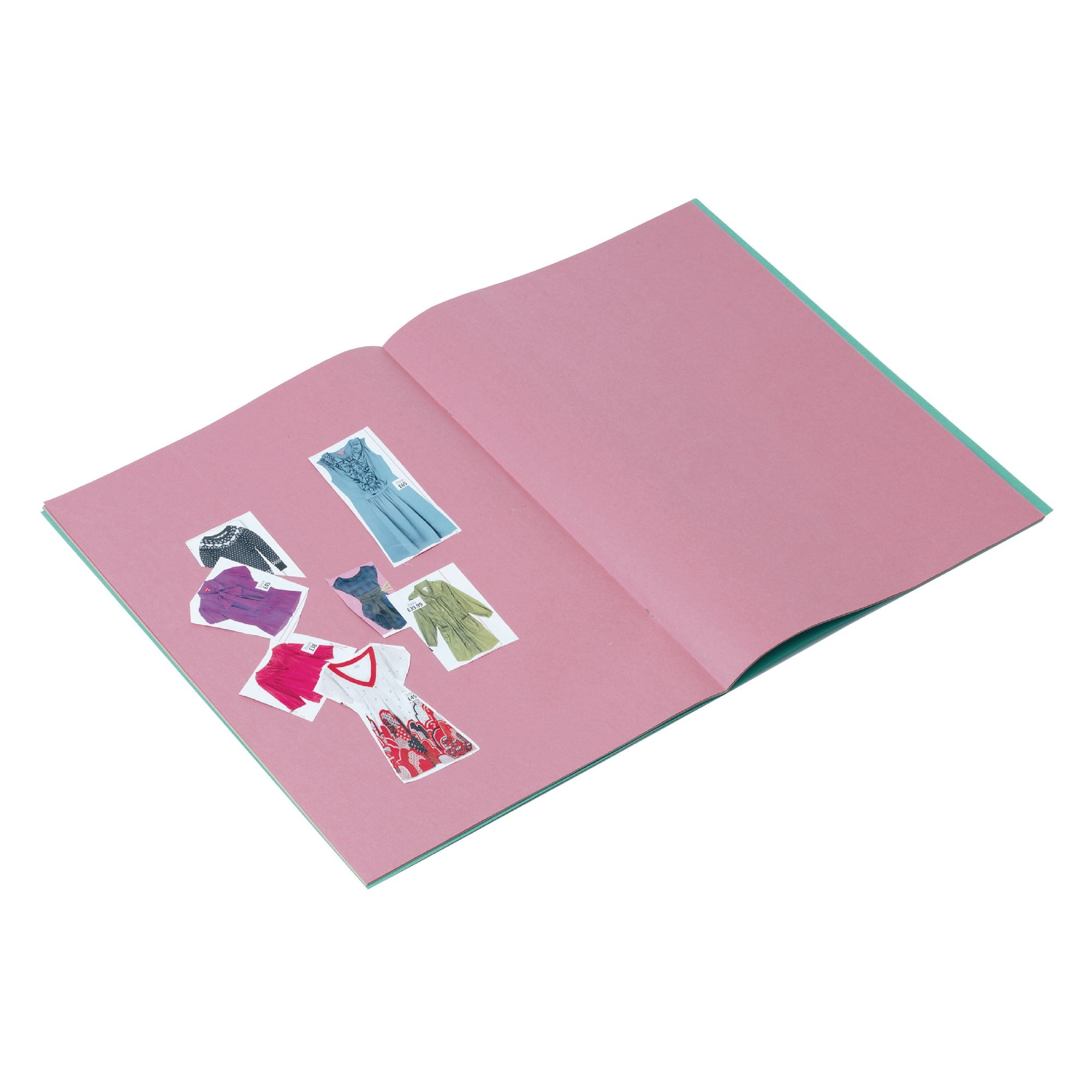 Colour 310 x 230mm Scrapbook 32 Pages (Pack of 25)