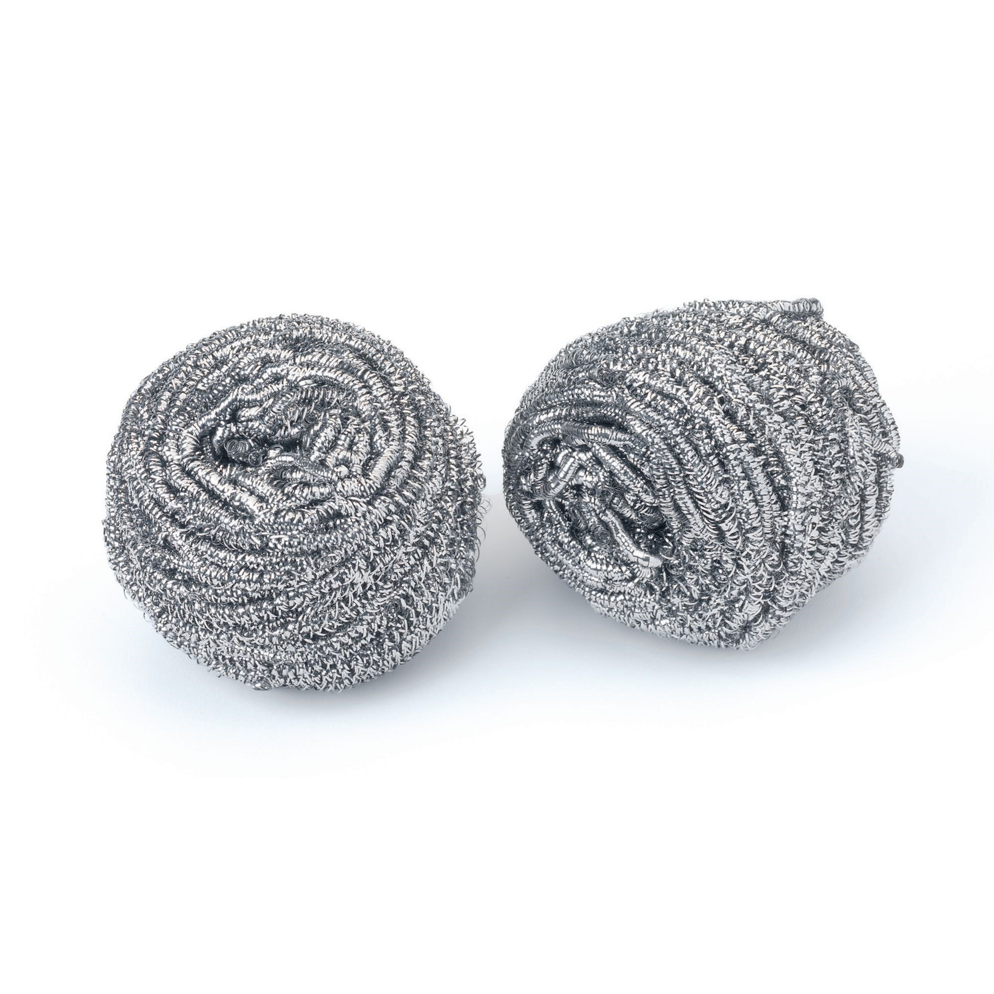 Stainless Steel Scourer (Pack of 2)