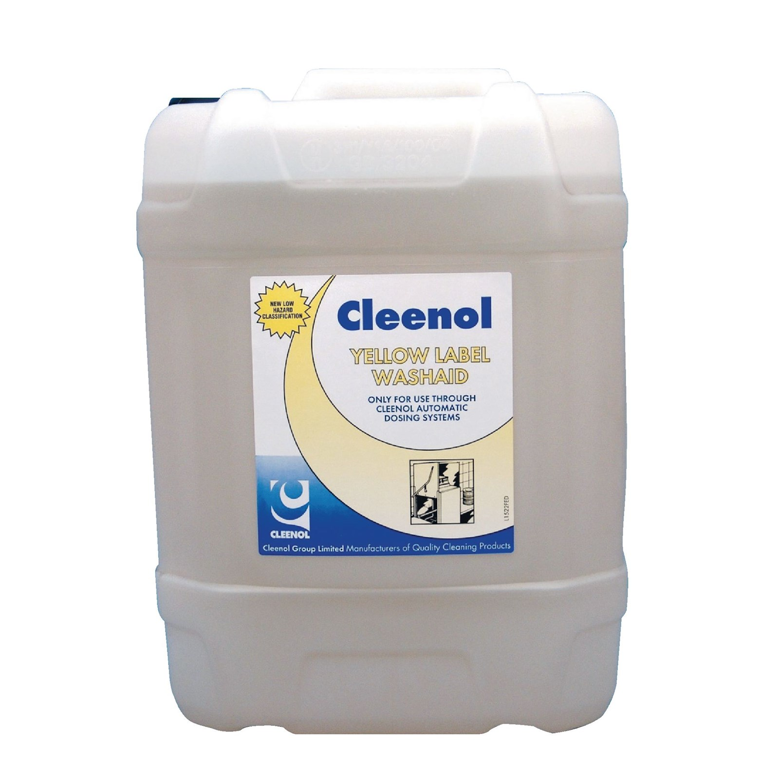 Yellow Label Washaid - 20 litres
