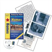 Homes History Resource Pack & CD