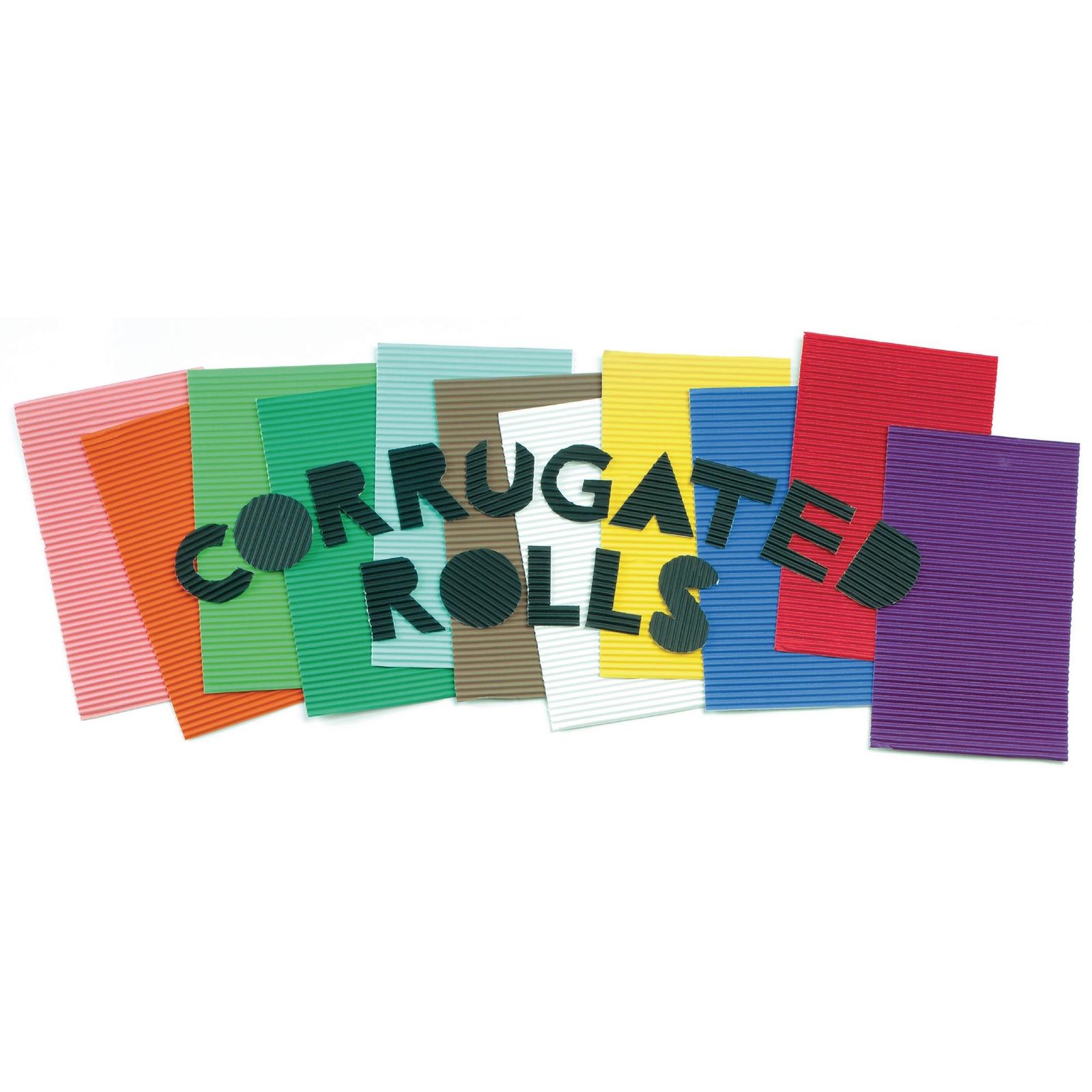 Corrugated Card Rolls
