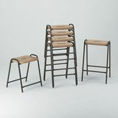 Hille Stool - H430mm