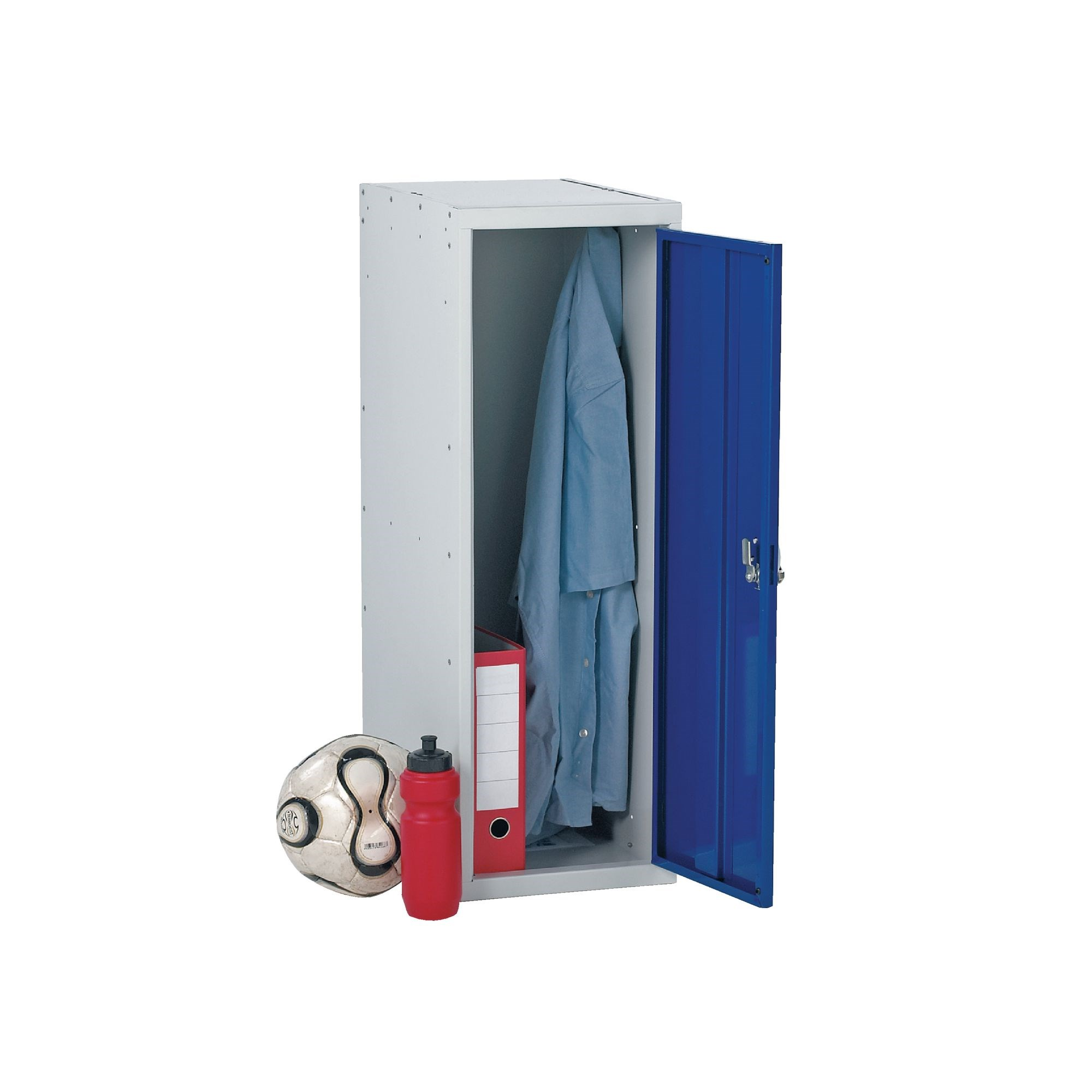 Single Door Locker - Grey